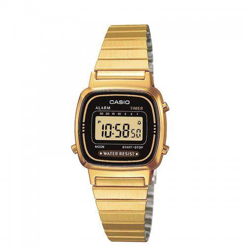 damski zegarek Casio